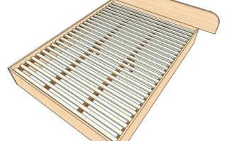 Крепкая и надёжная деревянная кровать своими руками: простая и доходчивая инструкция по изготовлению