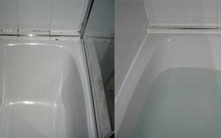 Как выбрать лучший силиконовый герметик для ванной
