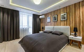 Потолок из гипсокартона в спальне ( 68 фото)