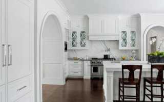 Виды дверных арок: разновидности и размеры межкомнатных арочных проемов