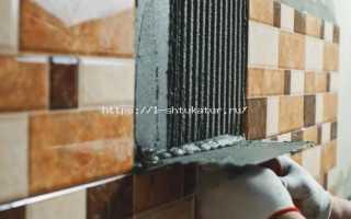 Отваливается плитка в ванной: основные причины