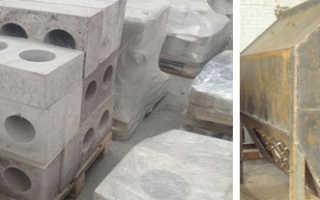 Особенности и самостоятельное изготовление жаростойкого бетона