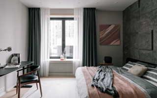Популярные сочетания цветов в интерьере спальни