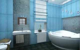 Самоклеющаяся пленка для ванной: фото, виды, использование