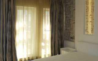 Выбор шторы для спальни