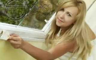 Как самостоятельно покрасить старое деревянное окно