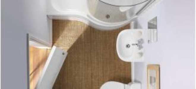 Выбор плитки для маленькой ванной