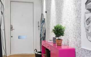 Дизайн прихожей в хрущевке: большие возможности маленького пространства
