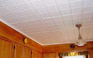 Потолочные панели из пенопласта – это не только эстетично, но и дешево, надежно и практично