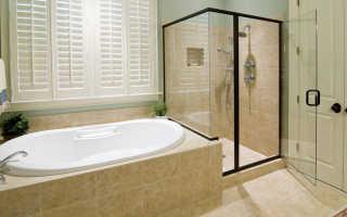 Плюсы и минусы душевых кабин относительно ванн