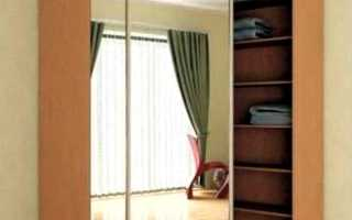 Рекомендации как сделать угловой шкаф своими руками