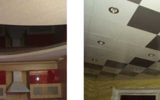 Как выбрать между натяжным потолком и гипсокартонным