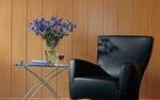 Стеновые панели МДФ: быстро, дешево, красиво