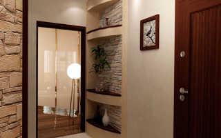 Дизайн коридора и прихожей в маленькой квартире