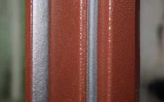 Как выбрать уплотнитель для металлических дверей