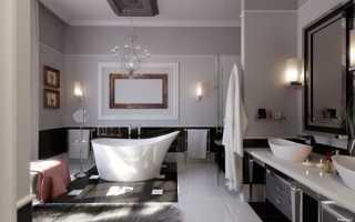 Рассмотрим какую выбрать штукатурку для ванной