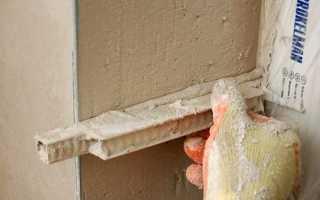Как заделать дверной проем после установки двери