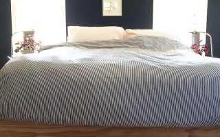 Декор кровати своими руками