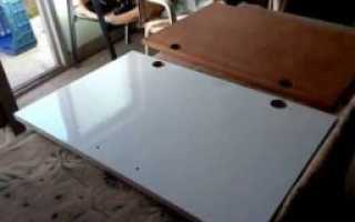 Что такое ламинирование ДСП и как ламинировать мебель в домашних условиях: Обзор Видео