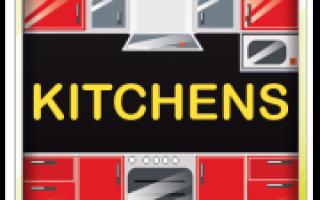 Кухни: ЛДСП, пленка ПВХ, пластик, МДФ глянец, эмаль — плюсы и минусы материалов