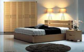 Как собрать спальный гарнитур