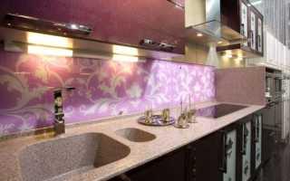 Стеновые панели для кухни: виды, фото, дизайн