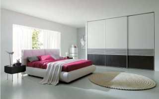Шкафы купе в спальню; 170 фото лучших идей в интерьере