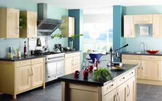 Как и чем правильно покрасить стены на кухне