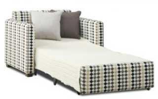 Выбор дивана выкатного вперед: конструкция и материалы обивки