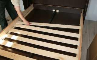 Ламели для кровати своими руками: материалы, оборудование и пошаговая инструкция