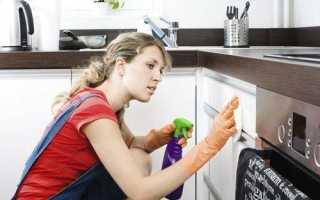 Чем лучше всего оттереть жир с кухонной мебели