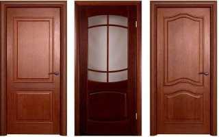 Правильная установка межкомнатных дверей из МДФ своими руками