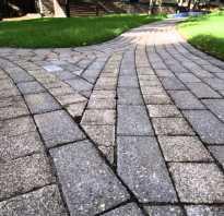 Тротуарная плитка своими руками: все секреты изготовления