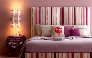 3 практичных совета: как выбрать бра для спальни