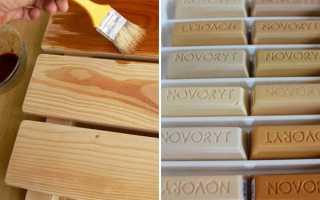 Виды воска для мебели и особенности его использования