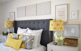 10 вариантов изголовья для кровати в интерьере спальни