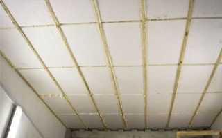 Можно ли утеплять потолок пенопластом и как это сделать