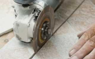 Чем резать керамическую плитку: резка плитки плиткорезом, болгаркой, стеклорезом, электролобзиком в домашних условиях