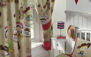 Как выбрать шторы в детскую комнату для мальчика