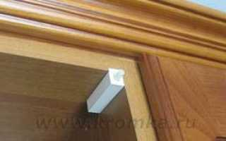 Краткий обзор доводчиков для шкафов, используемых на кухне