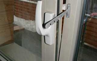 Как укоротить алюминиевую дверь