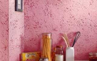Нанесение штукатурки; Короед; на стены из гипсокартона