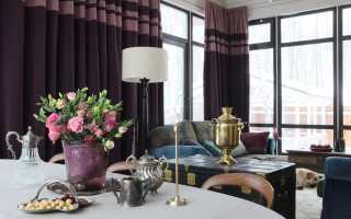Потолочные шторы; 110 фото идей для современного интерьера
