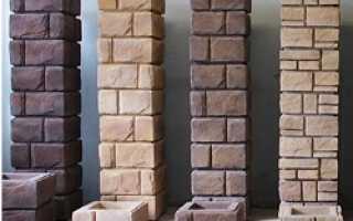 Мощный бетонный забор, закрывающий дачу от любопытных взглядов
