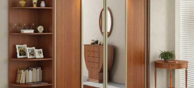 Как самостоятельно отрегулировать дверь шкафа-купе