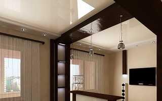 Натяжные потолки в гостиную в Воронеже
