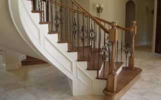 Выбор отделки для лестниц