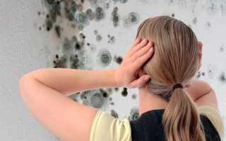 Как бороться с грибком в ванной