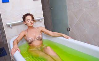 Скипидарные ванны и капилляротерапия