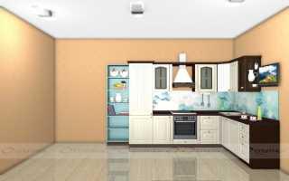 Как установить и закрепить фартук из МДФ на кухне